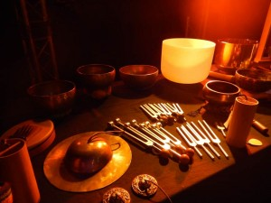 Concert thérapeutique & méditatif